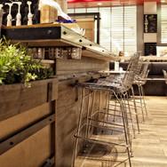 Shop fitter Brisbane coffee shop CXpress