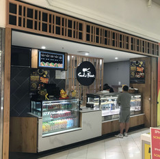 Shopfitter Brisbane - Sushi Feast, Myer