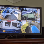 CCTV install by Perth electrician (2).jp