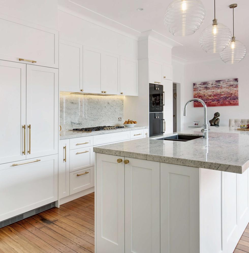 kitchen design & renovation Northern Syd