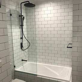 Classic bathroom renovation in Sydney's Bondi