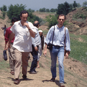 CK with Tully in Kashmir