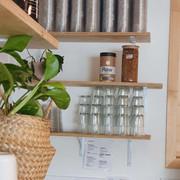 cafe fitout by Brisbane Shopfitter G & K