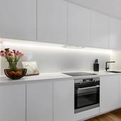 Apartment kitchen designs - Neutral Bay Sydney