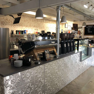 Simply Beans cafe coffee shop fit out Br