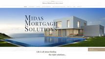 Professional website for Mortgage Broker