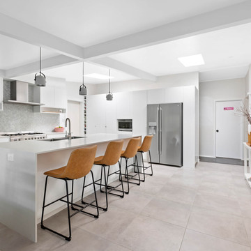 Northern beaches joinery new kitchen des