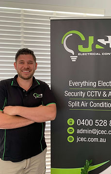 Josh Perth Electrician J & C Electrical.
