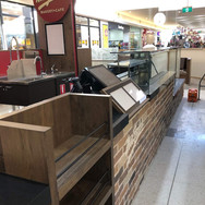 day 10 in construction of kiosk completi