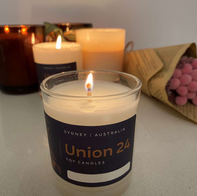 soy candles by KP pymble north shore syd