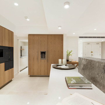 North Shore Kitchen design Sydney- kirribilli