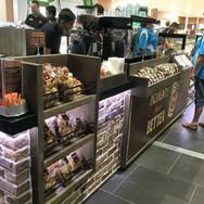 cafe fitout by Shopfitting Brisbane shop