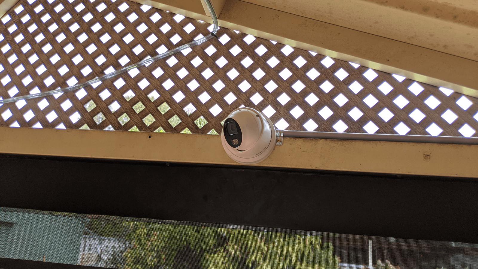 Swan View security cctv install Perth el