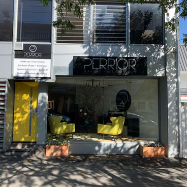 Perrior Makeup - Shopfitter Brisbane - G