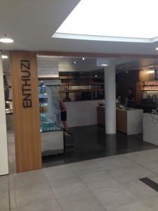 Shop Fit Out Brisbane – Enthuzi, Post Office Square
