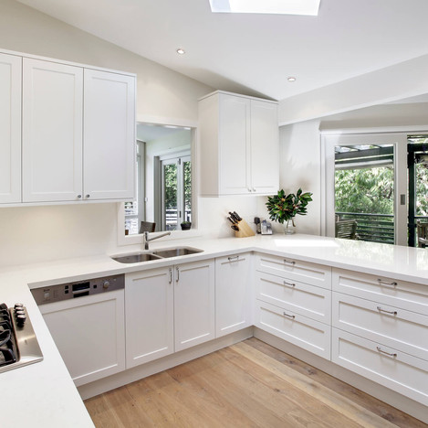 kitchen design northern beaches elanora