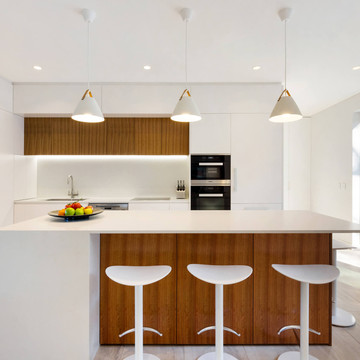 Kitchen Designs Sydney - Castlecrag Project