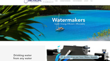 finish my website SWS Pacific