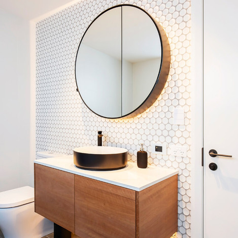 ensuite ideas & bathroom vanity renovati