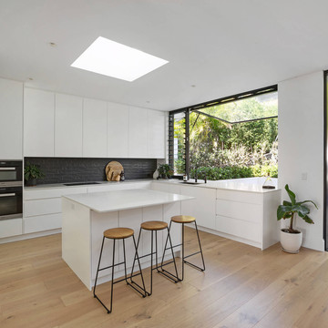 North Shore kitchen joinery - Northbridge