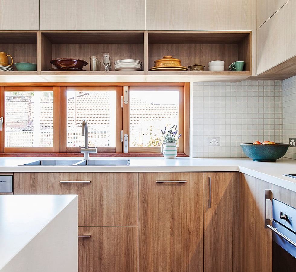 scandi style kitchen design & renovation