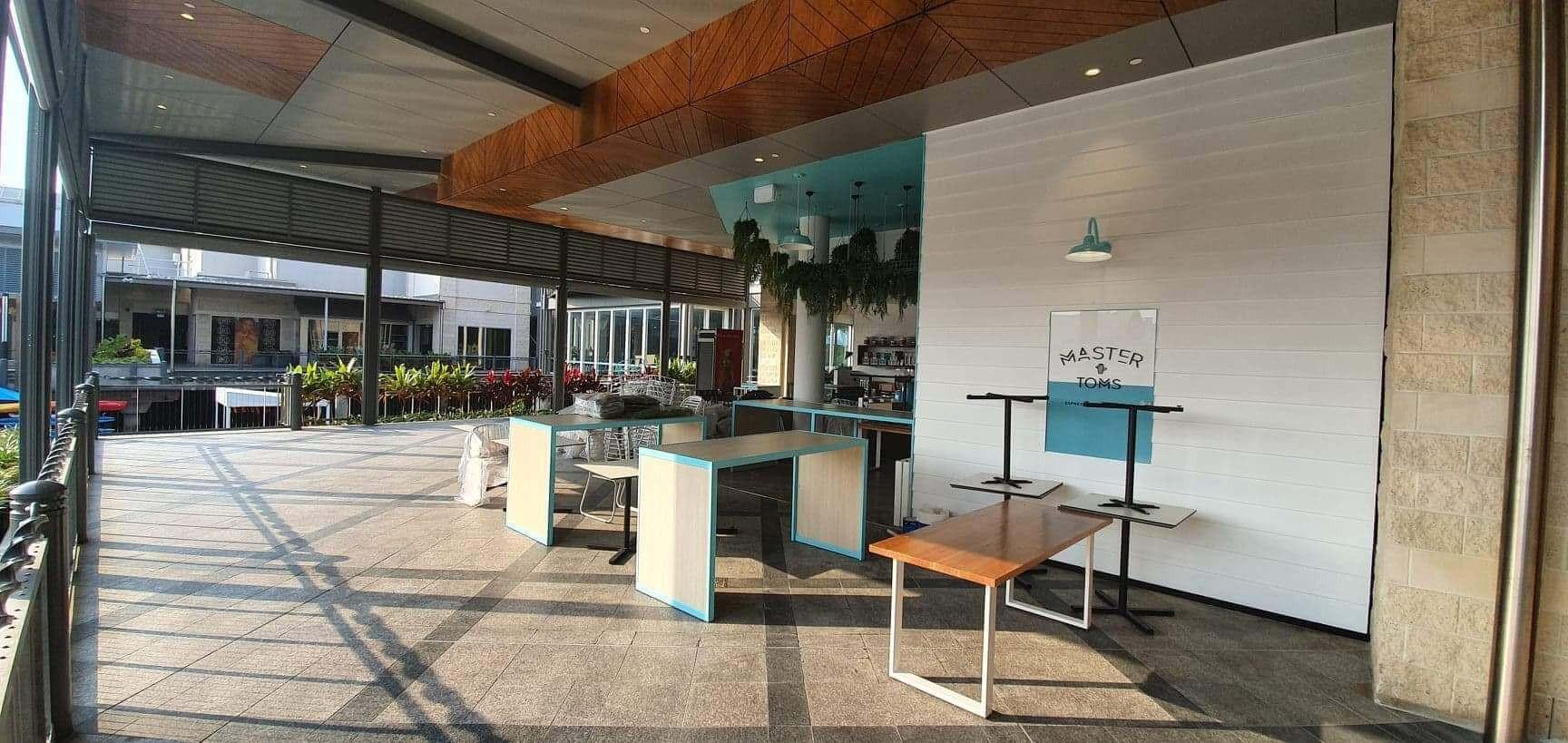 restaurant fitout brisbane by cert enter