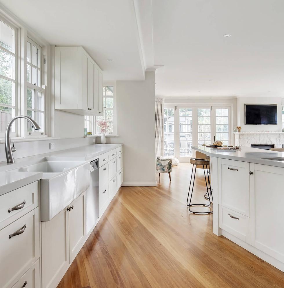 kitchen designs north shore sydney by WD