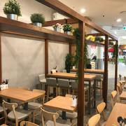 cafe shop fit out Noodle Time Brisbane (