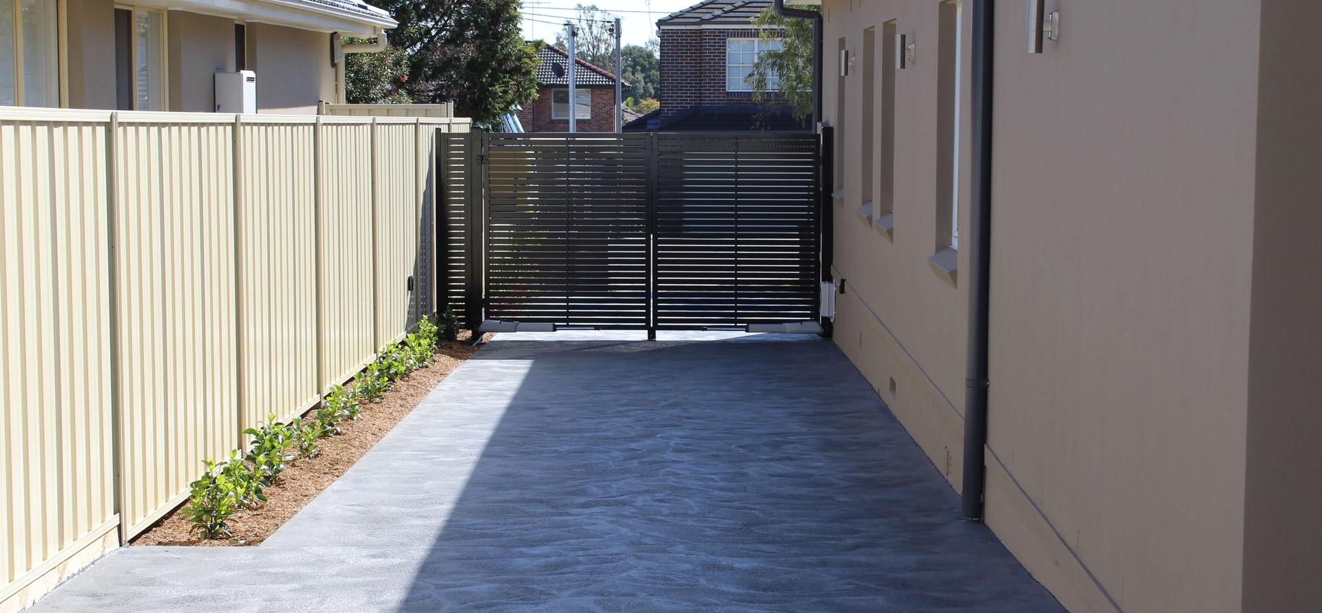 sydney extensions - builder Concord reno