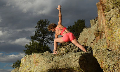 loveland yoga and personal training Chri