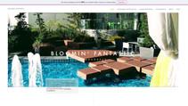 Bloomin' Fantastic Landscapes Website Template