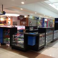 Shopfitting Brisbane kiosk fit out