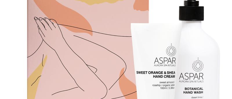 Hand Rituals Gift Set by Aspar