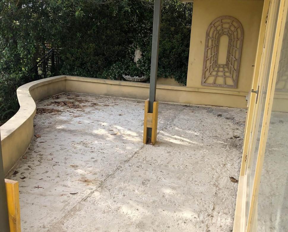 North shore House renovation - Balcony B