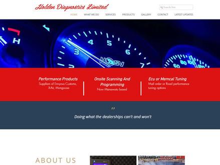 holdendiagnostics - fix my wix website r