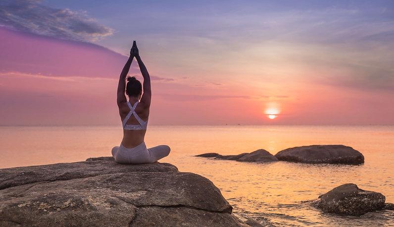 yoga colorado with Christi at Loveland (