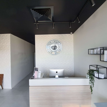 beauty salon shop fit out by brisbane sh