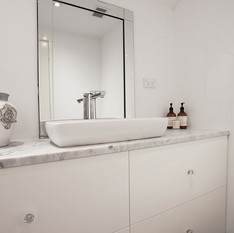 Bathroom renovation Northern beaches_man