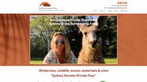 Fix my wix website - sydney wildlife tou