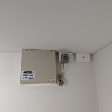 alarm install by Perth electrician (13).