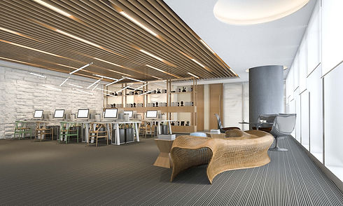 office fitouts brisbane - shopfitters ce