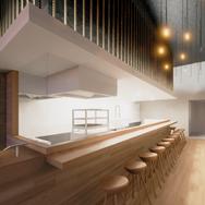 Sushi shop fit outs- design & concepts