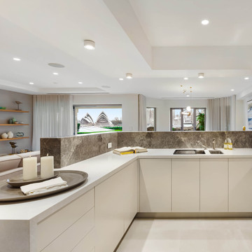 North Shore kitchen designs - kirribilli