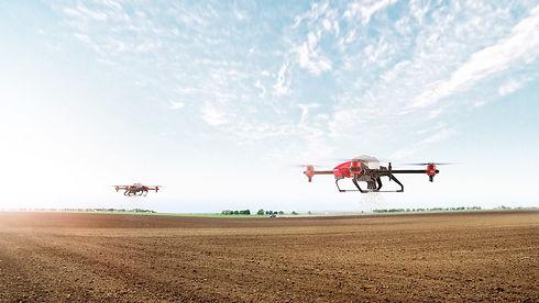 agricultural seeding drones bundaberg ql