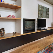 Northern Beaches Joinery custom bookcase