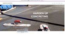 Harden Up Concreting