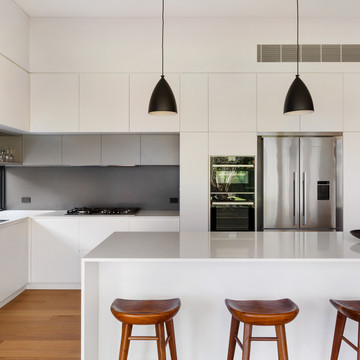 kitchen designs sydney - Randwick Project by Braeside