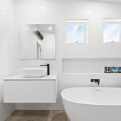 Northern beaches joinery bathroom vanity