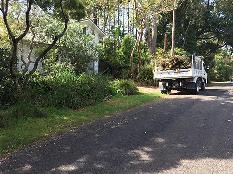 rubbish removals northern beaches sydney