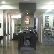 Shopfitting Brisbane hairdresser fit out